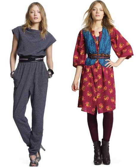 Billowy Fashion Collaborations - The Tucker for Target Collection Hits Stores This Fall