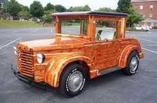 Lumber Automobiles