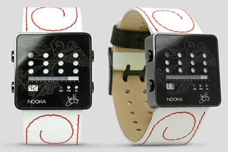 Nooka and John Fluevog Zot Watch
