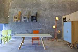 The 'Caruaru Furniture Collection' by Marcelo Rosembaum is Up in the Air