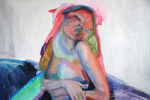 Artist Winston Chmielinski Creates Emotional Portraits