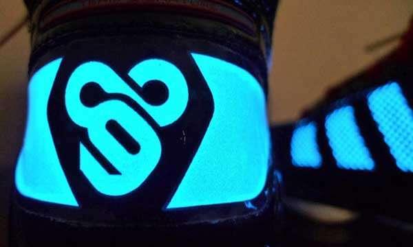 Luminous Superhero Sneakers