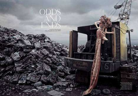 Odds and Ends (tribute to McQueen)