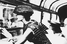 Vintage Photography Legends - Lillian Bassman Embraces the Future With a Foot in the Past
