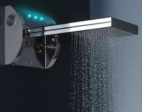 MP3 Shower Head by Bossini