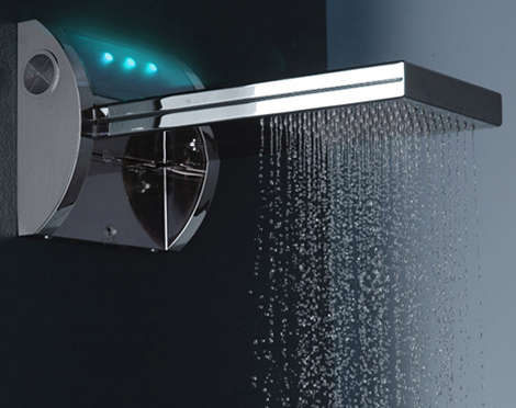 Musical Shower Fixtures