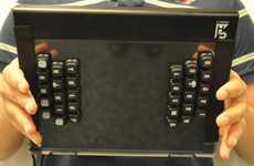 Backside Keyboards