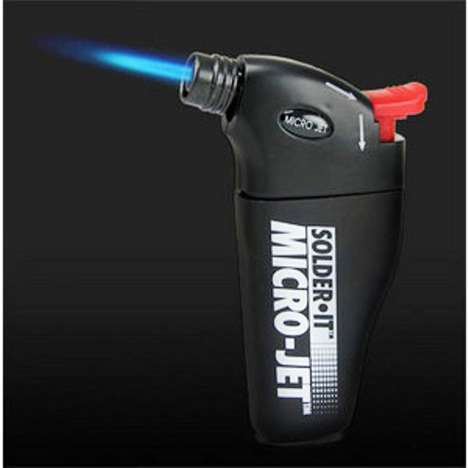 MicroJet Lighter Torch