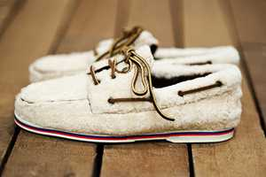 The Band of Outsiders for Sperry Top-Siders FW10 Footwear Collection