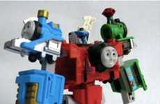 Classic Toy Mashups