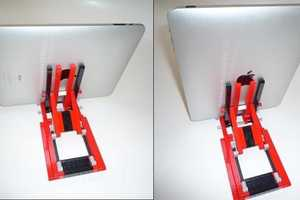Test Your Building Skills with the LEGO iPad Stand