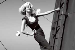 The Spicy Guess by Marciano Fall 2010 Campaign