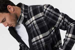 The James Perse Fall '10 Collection Looks Great & Feels Great