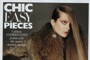 The 'Chic Easy Pieces' Harper's Bazaar September 2010 Spread gets Hot