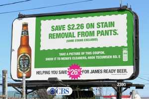 James Ready Beer Gets Creative with Interactive Discount Posters