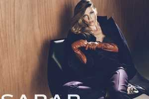 The Sarar Fall/Winter 2010-11 Campaign has Swagger