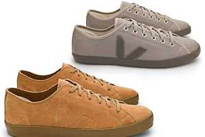 French Label Veja Presents Oi Polloi Exclusives Shoes