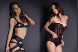 The Agent Provocateur AW10 Collection is Playful and Sophisticated