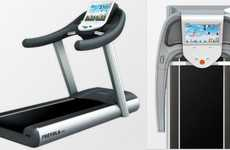 Video Game Treadmills - The Frevola T7a Treadmill Lets You Play Nintendo Games While Working Out