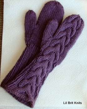 Lil Brit Knits designs hip handknit accessories