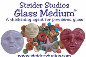 Steider Studios Glass Medium Makes Glass Act Like Clay