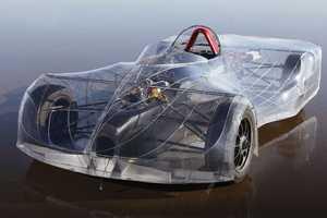 The Delasalle Electric Car is Super Efficient