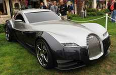 Aerodynamic Family Vehicles - Morgan Motor Company Unveiled The Morgan EvaGT