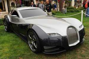 Morgan Motor Company Unveiled The Morgan EvaGT