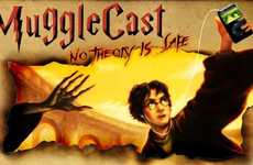 'Mugglecast' is Perfect for Extreme Harry Potter Fans