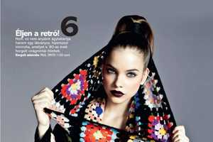 The Barbara Palvin Glamour Hungary September 2010 Issue