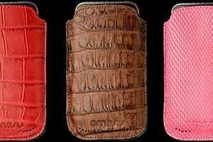 The Amosu Amphibian iPhone Cases Offer Animalistic Fashion
