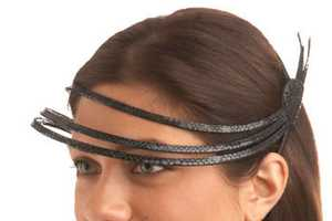 The ModCloth Elegance in Orbit Headband is Unconventionally Intricate