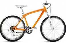 Luxury Eco Two-Wheelers - The BMW 2010/2011 Cruise Bicycle is Environmentally Friendly