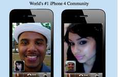 iPhone-Specific Dating Sites - The 'Visual Friend' Website Lets You Date Through Facetime