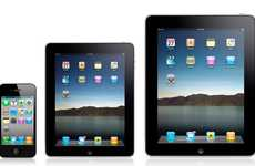 Mini Apple Tablets - The Rumored 'iPad Mini' Will be More Convenient to Carry Around