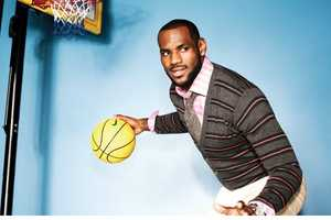 This Lebron James GQ Pictorial Features his Own Clothing