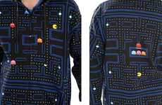 The Pac-Man Hoodie is Geeky to the Max