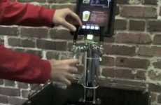 iPad Brew Trackers - The Yelp Kegmate Can Monitor All Aspects of Your Drinking