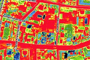 'Zoom Into Your Roof' Infrared Energy Maps Reveal Insulation Inefficiencies
