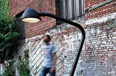 Giant House Lamps