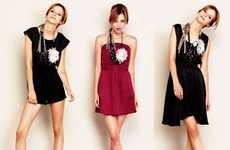 Simple Satiny Fashion