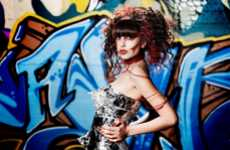 'Graffiti' 2010 by Hair Academy Stephan and New Approach