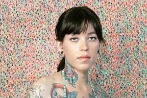 The Craftastic Lina Bertucci 'Women in the Tattoo Subculture' Series