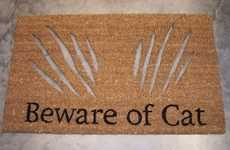 Clawed Welcome Rugs