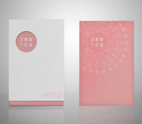 Zen Tea Package Design