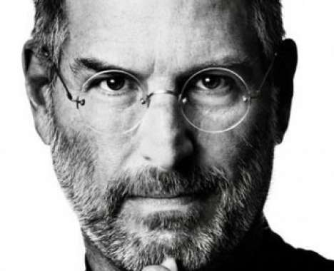 smarmy Steve Jobs features
