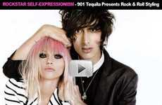 901 Tequila Presents Rock and Roll Styling