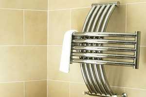 The New Abstract CN011A Towel-Warmer Will Keep You in the Heat