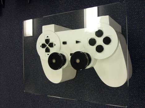 Playstation Controller Table