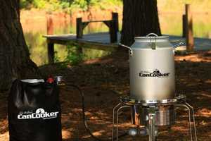 The CanCooker Uses Steam to Heat and Cook your Meals Fast